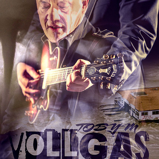 "Toby M -""Vollgas"""