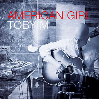 "Das Cover der Toby M Single ""American Girl"""